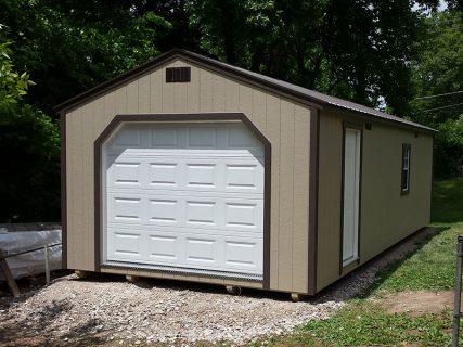 buy quality prefab garage near cuba missouri