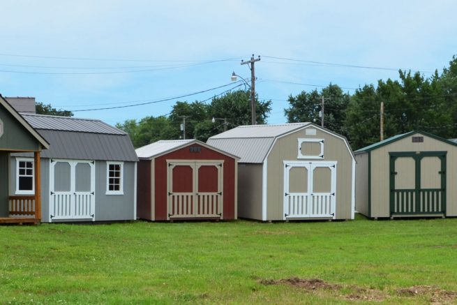 quality sheds in missouri for sale