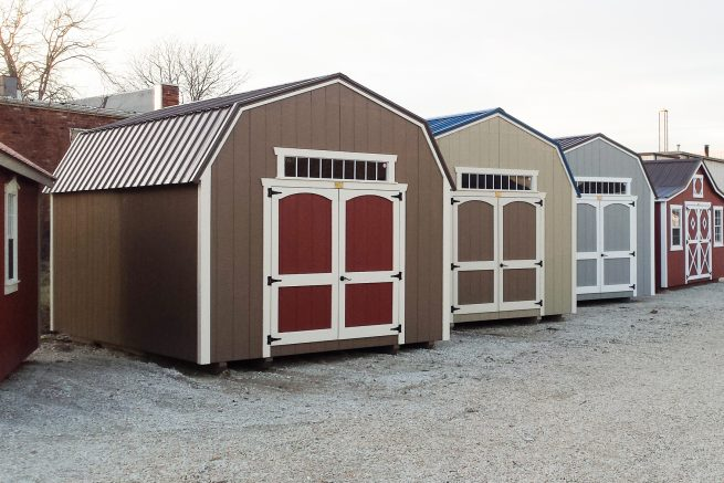 5-Star Buildings quality sheds for sale in missouri