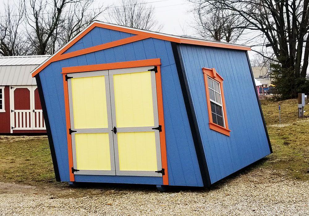 custom sheds for sale in cuba missouri