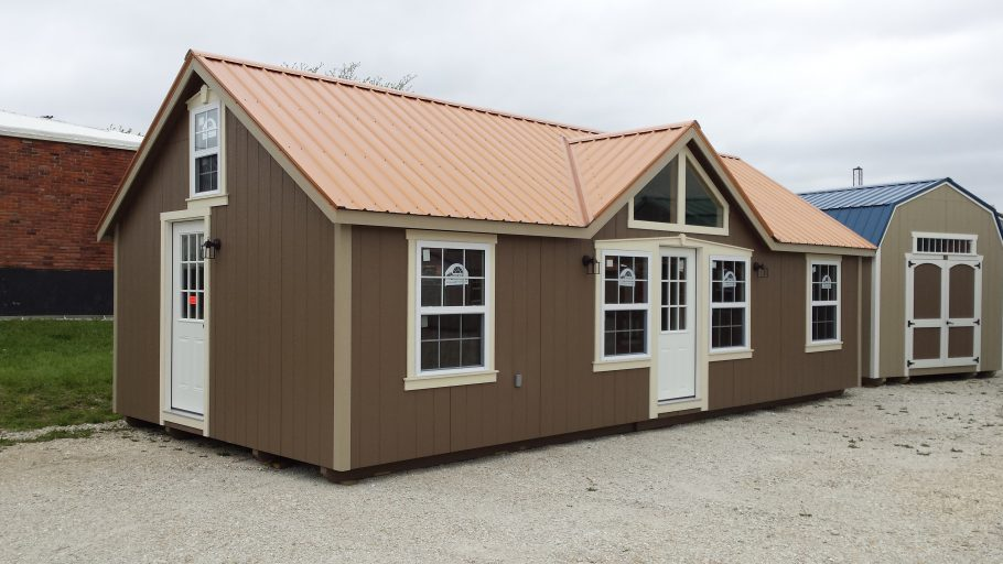 buy quality custom sheds in woodland lakes missouri