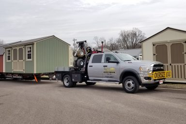 5 star shed delivery missouri 9