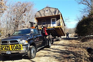 5 star shed delivery missouri 16