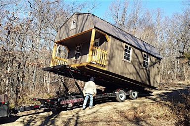 5 star shed delivery missouri 17