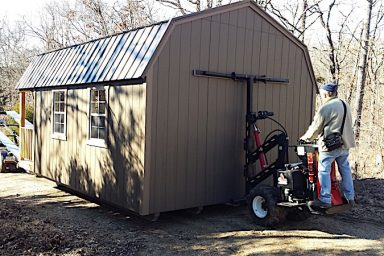 5 star shed delivery missouri 23