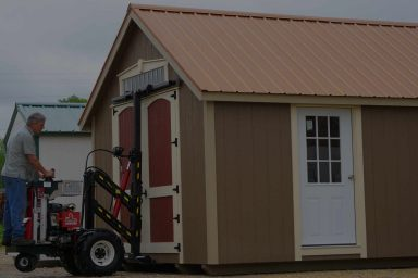 5 star shed delivery missouri 30