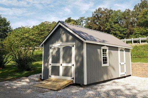 buy outdoor storage shed near woodland lakes missouri
