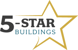 5 star buildings cuba mo sheds cabins