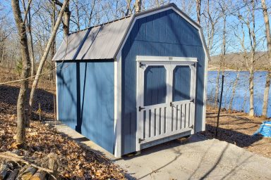 mini barn wood shed for sale near cuba missouri