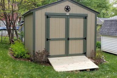 wood shed for sale near jefferson city missouri