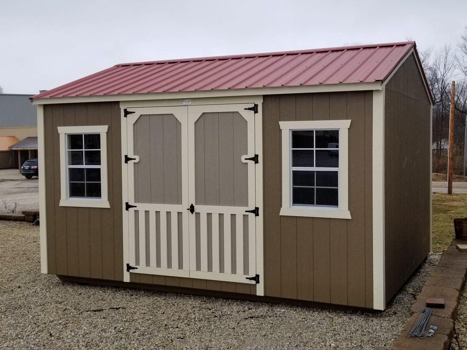 wood shed for sale near saint louis