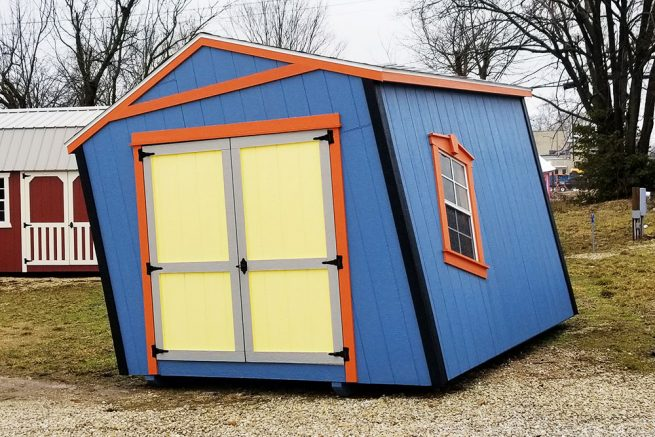 custom shed for sale in cuba missouri