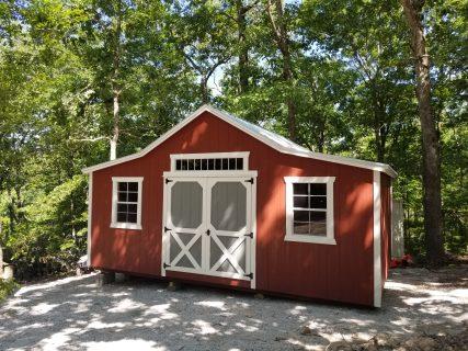 quality outdoor storage sheds near fenton missouri