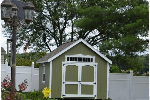 best outdoor shed in woodland lakes missouri