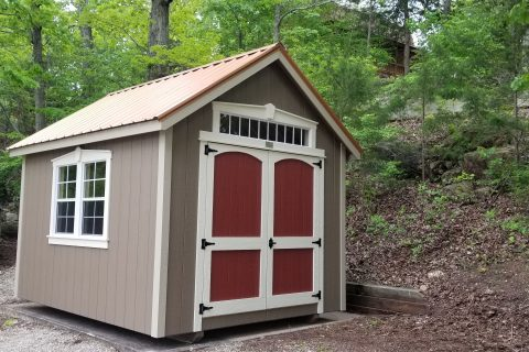 shop quality outdoor shed in woodland lakes missouri