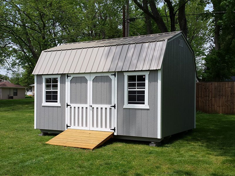 buy quality wood shed in jefferson city missouri