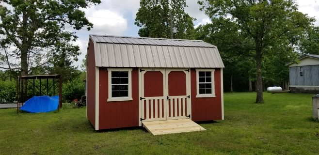buy quality wood shed in barnhart missouri